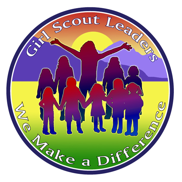 Girl Scout Leader Tshirt Design